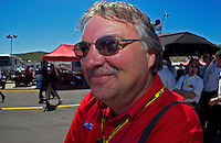 Roger Bedwell, everyone's friend..Phoenix International Raceway.©F. Peirce Williams 2003                               ..F. Peirce Williams .photography.P.O.Box 455 Eaton, OH 45320.p: 317.358.7326  e: fpwp@mac.com