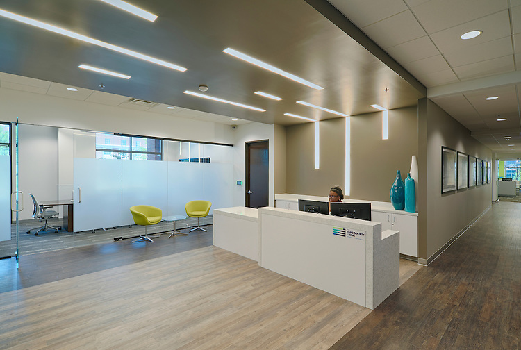 The Ohio Society of CPA's Corporate Office and Training Center | DesignGroup