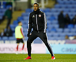 Richairo Zivkovic of Sheffield Utd during the FA Cup match at the Madejski Stadium, Reading. Picture date: 3rd March 2020. Picture credit should read: Simon Bellis/Sportimage