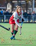 TILBURG  - hockey-  Erin McCrudden (MOP)   tijdens de wedstrijd Were Di-MOP (1-1) in de promotieklasse hockey dames. COPYRIGHT KOEN SUYK