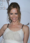 CENTURY CITY, CA. - February 20: Leslie Mann arrives at the 2010 Writers Guild Awards at the Hyatt Regency Century Plaza Hotel on February 20, 2010 in Los Angeles, California.