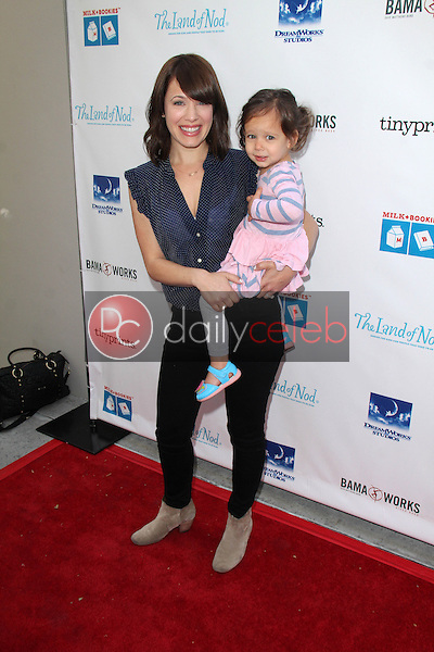 Marla Sokoloff, Elliotte Puro<br />