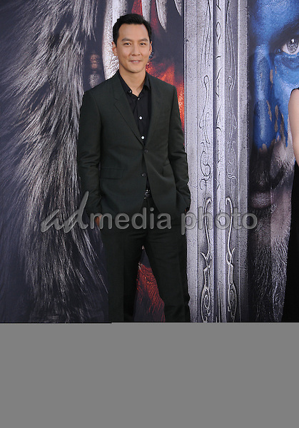 """06 June 2016 - Hollywood, California - Daniel Wu. Arrivals for the Premiere Of Legendary Pictures and Universal Pictures' """"Warcraft"""" held at the TCL Chinese Theater IMAX. Photo Credit: Birdie Thompson/AdMedia"""
