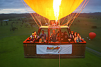 20120314 March 14 Hot Air Balloon Gold Coast