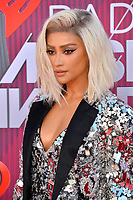 LOS ANGELES, CA. March 14, 2019: Shay Mitchell at the 2019 iHeartRadio Music Awards at the Microsoft Theatre.<br /> Picture: Paul Smith/Featureflash