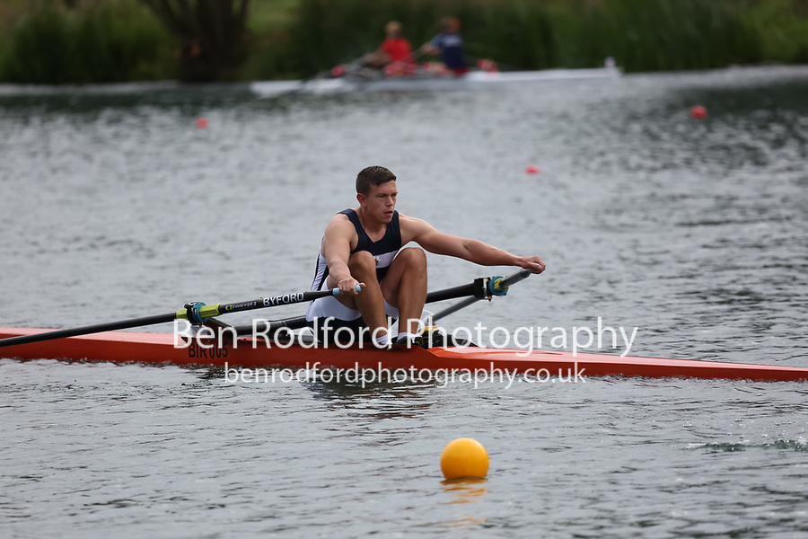 Race: 17: Tier1 1x  Heat 2<br /> <br /> Peterborough Summer Regatta 2017 - Saturday<br /> <br /> To purchase this photo, or to see pricing information for Prints and Downloads, click the blue 'Add to Cart' button at the top-right of the page.