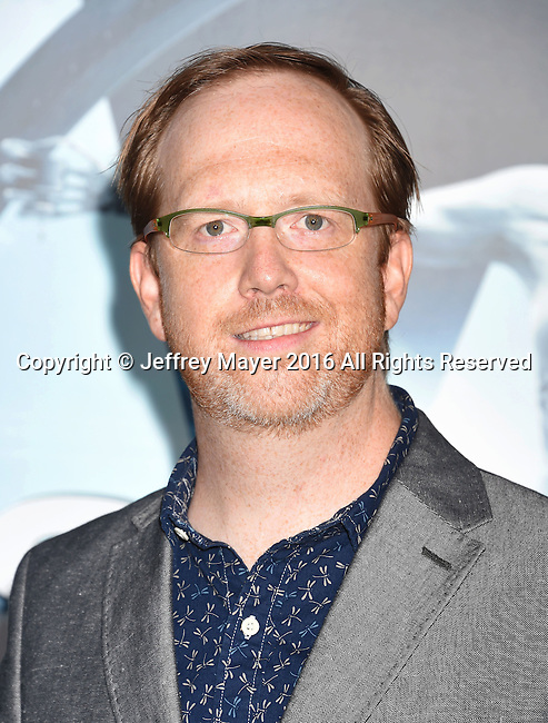 HOLLYWOOD, CA - SEPTEMBER 28: Actor Ptolemy Slocum attends the premiere of HBO's 'Westworld' at TCL Chinese Theater on September 28, 2016 in Hollywood, California.