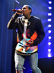 SUNRISE, FL - FEBRUARY 12: Chris Brown performs on opening night of his US ' Between The Sheets tour ' with Trey Songz and Tyga at BB&T Center on February 12, 2015 in Sunrise, Florida. ( Photo by Johnny Louis / jlnphotography.com )