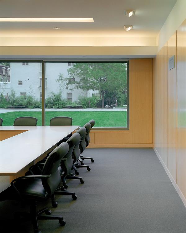 Brown University Watson Institute for International Studies   Rafael Viñoly Architects