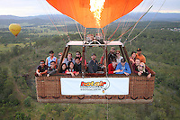 20140111 January 11 Hot Air Balloon Gold Coast