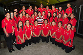 130903 Counties Manukau Womens Rugby  team launch