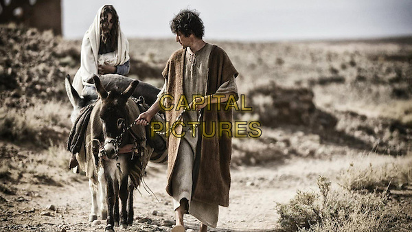 Leila Mimmack and Joe Coen<br /> in Son of God (2014) <br /> *Filmstill - Editorial Use Only*<br /> CAP/NFS<br /> Image supplied by Capital Pictures