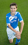 St Johnstone Academy Under 13&rsquo;s&hellip;2016-17<br />Angus Gibson<br />Picture by Graeme Hart.<br />Copyright Perthshire Picture Agency<br />Tel: 01738 623350  Mobile: 07990 594431
