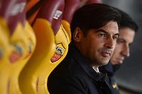 Paulo Fonseca coach of Roma<br /> Roma 5-1-2020 Stadio Olimpico <br /> Football Serie A 2019/2020 <br /> AS Roma - Torino FC <br /> Foto Antonietta Baldassarre / Insidefoto