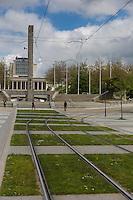 France, Bretagne, (29), Finistère, Brest:  Place de la Liberté