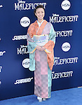 "Aya Ueto attends The World Premiere of Disney's ""Maleficent"" held at The El Capitan Theatre in Hollywood, California on May 28,2014                                                                               © 2014 Hollywood Press Agency"