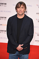 director, Richard Linklater<br /> arriving for the London Film Festival 2017 screening of &quot;Last Flag Flying&quot; at the Odeon Leicester Square, London<br /> <br /> <br /> &copy;Ash Knotek  D3325  08/10/2017