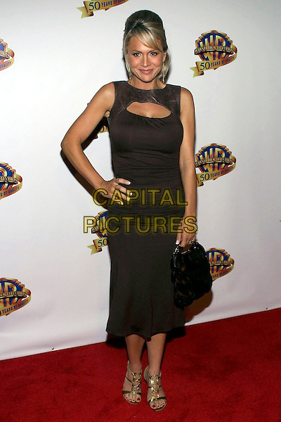 BARBARA ALYN WOODS.Warner Bros. Television And Warner Home Video Celebrate 50 Years Of Quality TV held at the Warner Brother Studios, Burbank, California, USA,.20 January 2005..full length.Ref: ADM.www.capitalpictures.com.sales@capitalpictures.com.©Jacqui Wong/AdMedia/Capital Pictures .