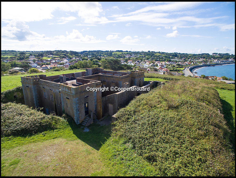 BNPS.co.uk (01202 558833)<br /> Pic: CooperBrouard/BNPS<br /> <br /> An old fort that was built to keep out unwanted visitors has gone up for sale and could make the perfect home for the most anti-social person.<br /> <br /> Fort Richmond on Guernsey has lain empty for more than 30 years but has recently been granted planning permission to turn it into residential use for the first time.<br /> <br /> After splashing out £2m for it, the new owner will then have to spend hundreds of thousands of pounds converting the inside into a luxury five bedroom house with 5000sq ft floorspace.