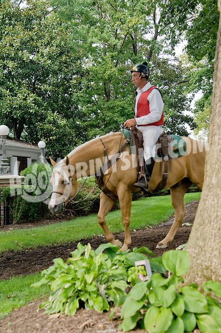 ance before The Forever Together Stakes at Delaware Park on 9/1/12