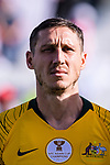 Mark Milligan of Australia prior to the AFC Asian Cup UAE 2019 Group B match between Palestine (PLE) and Australia (AUS) at Rashid Stadium on 11 January 2019 in Dubai, United Arab Emirates. Photo by Marcio Rodrigo Machado / Power Sport Images