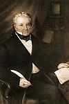 Der Bankier Salomon Heine (1767 - 1844) hat sich als M&auml;zen und Menschenfreund um Hamburg verdient gemacht.<br /> <br /> - 01.01.1767-31.12.1767<br /> <br /> Es obliegt dem Nutzer zu pr&uuml;fen, ob Rechte Dritter an den Bildinhalten der beabsichtigten Nutzung des Bildmaterials entgegen stehen.