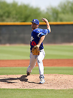 Matthew Magill / Los Angeles Dodgers 2008 Instructional League..Photo by:  Bill Mitchell/Four Seam Images