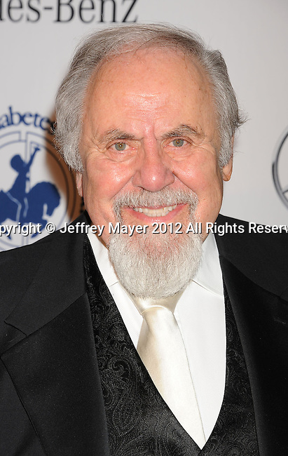BEVERLY HILLS, CA - OCTOBER 20: George Schlatter  arrives at the 26th Anniversary Carousel Of Hope Ball presented by Mercedes-Benz at The Beverly Hilton Hotel on October 20, 2012 in Beverly Hills, California.