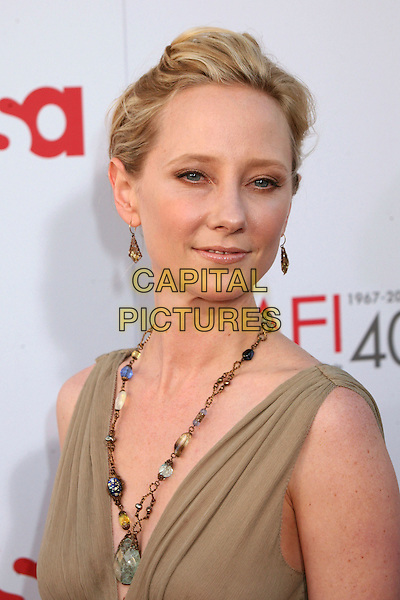 ANNE HECHE.35th Annual AFI Life Achievement Award Honoring Al Pacino at the Kodak Theatre, Hollywood, California, USA.7 June 2007..portrait headshot.CAP/ADM/BP.©Byron Purvis/AdMedia/Capital Pictures.