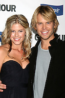 "Sarah Wright & Eric Christian Olsen arriving at the ""Glamour Reel Moments"" Premieres of a Series of Short Films Written & Directed by Women in Hollywood at the Director's Guild Theater in Los Angeles, CA.October 14, 2008.©2008 Kathy Hutchins / Hutchins Photo...                ."