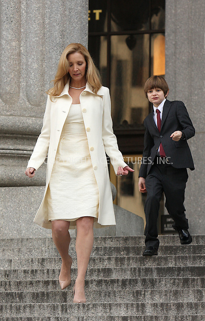 "WWW.ACEPIXS.COM . . . . .  ....December 18 2008, New York City....Actors Lisa Kudrow and Charlie Tahan on the set of the movie "" 17 Photos of Isabel"" in lower Manhattan on December 18 2008 in New York City....Please byline: AJ Sokalner - ACEPIXS.COM..... *** ***..Ace Pictures, Inc:  ..tel: (212) 243 8787..e-mail: info@acepixs.com..web: http://www.acepixs.com"