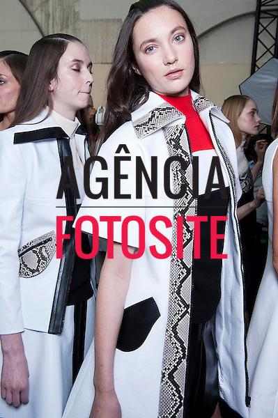 Paris, Fran&ccedil;a 09/2014 - Desfile de Carven  durante a Semana de moda de Paris  -  Verao 2015. <br /> <br /> Foto: FOTOSITE