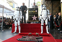 LOS ANGELES, CA - MARCH 8: Mark Hamill at the Hollywood Walk Of Fame Ceremony honoring Mark Hamill in Los Angeles, California on March 8, 2018. <br /> CAP/MPI/FS<br /> &copy;FS/MPI/Capital Pictures