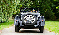 BNPS.co.uk (01202 558833)<br /> Pic: Bonhams/BNPS<br /> <br /> Ton of cash... the car is capable of 115mph. <br /> <br /> A classic car bought by a British motoring enthusiast for £750 before it was nearly written off by a drunk driver has sold for £3.8m.<br />  <br /> The 1932 Bugatti Type 55 roadster belonged to the late Geoffrey St John for over 50 years until his death last February.<br /> <br /> In 1994 he was badly injured when the motor was ploughed into by a drunk driver in France.<br /> <br /> Luckily the car - then valued at about £1m - could be salvaged and repaired.