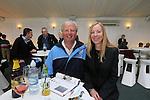 Celebrity Golf @ Golf Live.John & Jacqueline Spooner.Celtic Manor Resort.12.05.13.©Steve Pope