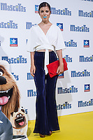 Alba Mesa during the premiere of  Mascotas at Kinepolis cinema in Madrid. July 21, 2016. (ALTERPHOTOS/Rodrigo Jimenez) /NORTEPHOTO.COM