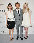 Sofia Coppola,Elle Fanning and Stephen Dorff  walks the carpet as Elle Honors Hollywood's Most Esteemed Women in the 17th Annual Women in Hollywood Tribute held at The Four Seasons Beverly Hills in Beverly Hills, California on October 18,2010                                                                               © 2010 VanStory/Hollywood Press Agency