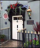 BNPS.co.uk (01202 558833)<br /> Pic: JontyMSexton/BNPS<br /> <br /> The house where the Duke of Buckingham was assassinated by a disgruntled naval officer is on the market for &pound;1.5million - and the sale includes the dagger reputedly used to kill him.<br /> <br /> The house in Portsmouth, Hants, was an inn where King Charles was due to stay in 1628 when his 'favourite' Buckingham was stabbed by John Felton.<br /> <br /> Now known as Buckingham House, the property has been lovingly restored by the current owner Ian Young, who has been fascinated by the building since he was a boy at the school next door.<br /> <br /> The Grade II* listed house is now on the open market for the first time in about 70 years with Morris Dibben estate agents.