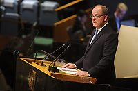 SEP 19 Prince Albert II At 72nd UN General Assembly