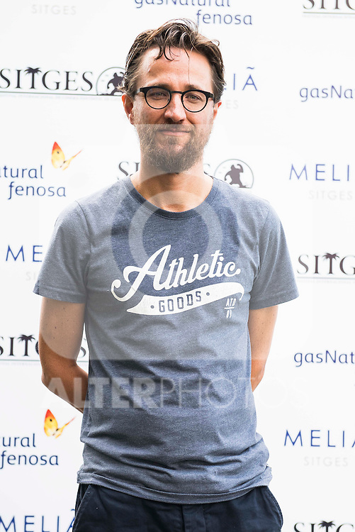 "Nick	Jongerius during the photocall of the presentation of ""The Windmill Massacre"" at Festival de Cine Fantastico de Sitges in Barcelona. October 08, Spain. 2016. (ALTERPHOTOS/BorjaB.Hojas)"
