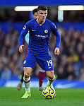 Mason Mount of Chelsea during the Premier League match at Stamford Bridge, London. Picture date: 30th November 2019. Picture credit should read: Robin Parker/Sportimage