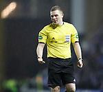 Referee John Beaton