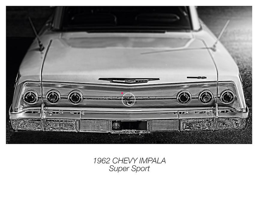 Chevy Impala 1962