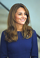 Duchess of Cambridge and Duke of Cambridge National Emergencies Trust Launch