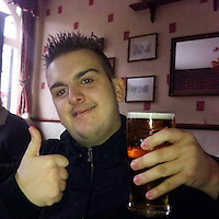 Pictured: Scott Bryant, image taken from open facebook account.<br />