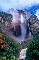 793050044 angel falls from the lookout canaima national park venezuela
