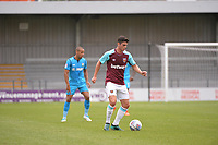 westhams joe powell during Barnet vs West Ham United, Friendly Match Football at the Hive Stadium on 15th July 2017