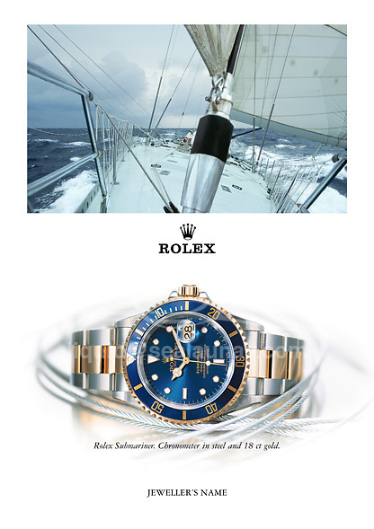 ROLEX-WORLDWIDE ADVERTISING