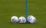 Genral view of the season 2017/18 footballs by Mitre during the training session at the Shirecliffe Training complex, Sheffield. Picture date: June 27th 2017. Pic credit should read: Simon Bellis/Sportimage