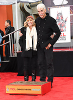07 January 2019 - Hollywood, California - Katharine Ross, Sam Elliott . Sam Elliott Hand And Footprint Ceremony held at TCL Chinese Theatre. <br /> CAP/ADM/BT<br /> &copy;BT/ADM/Capital Pictures